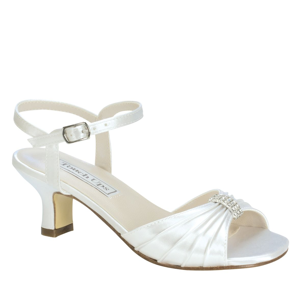 Weddings White Touch Ups Talia Childrens Shoes