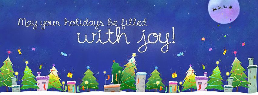 Happy Holidays Fb Cover Photo 25 Merry Christmas Facebook Cover ...