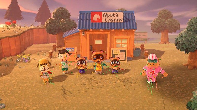 Animal Crossing New Horizon Update Adds New Wing To Museum