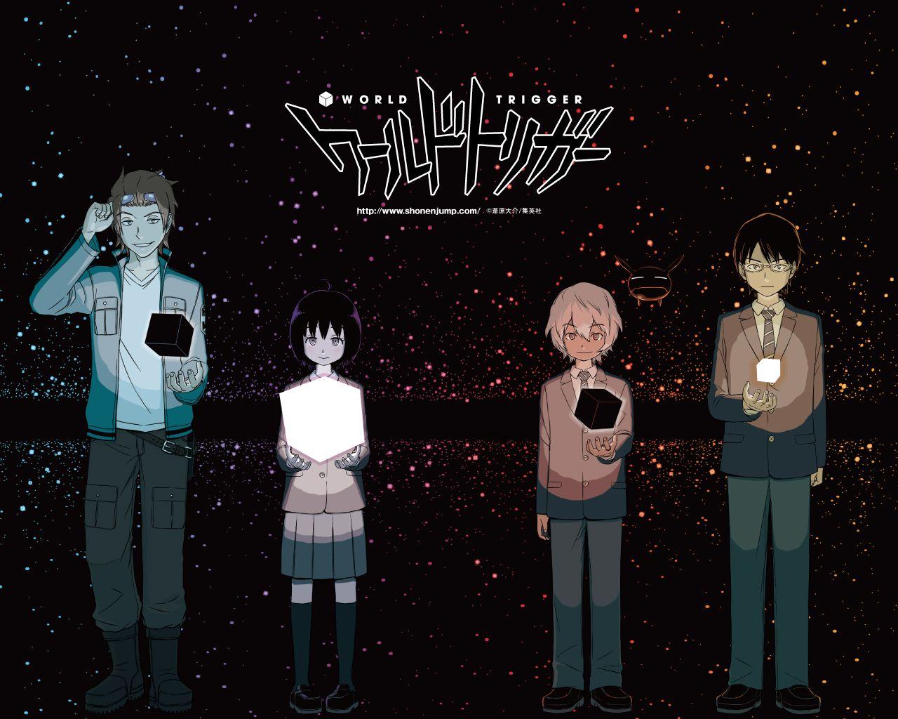 1280x1024 (100) Anime, World, Manga
