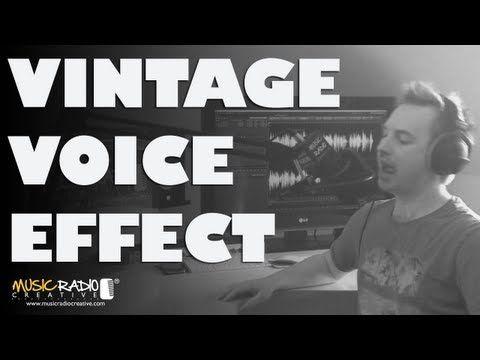 Vintage Effect For Voice Over Black White Film Old Vinyl Youtube Black And White Film The Voice Film