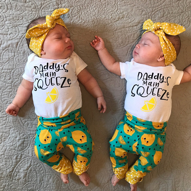 Daddy's Main Squeeze Outfit