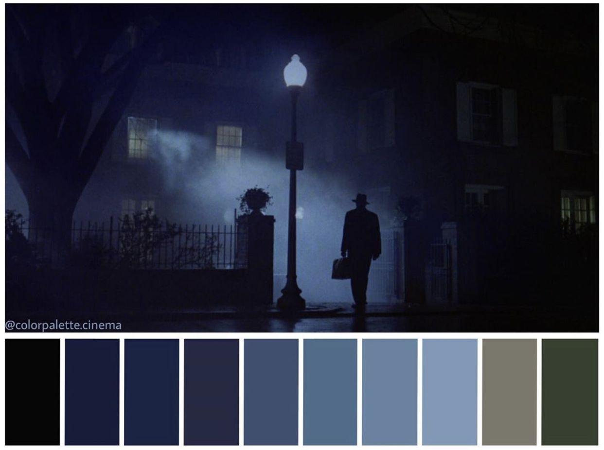 Pin de D. Sto em Movie tv em 2020 Paleta de cores, Cores