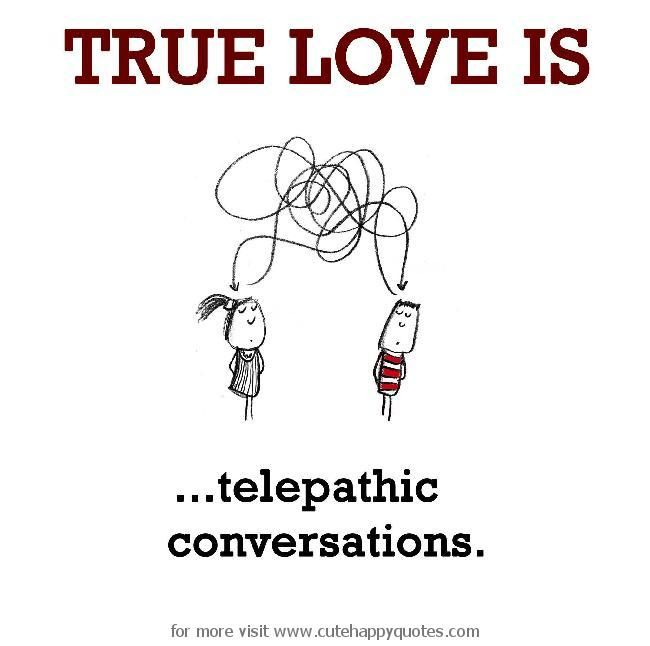 Image result for telepathy quotes
