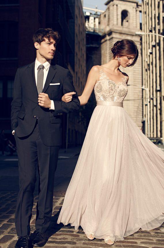 Fall 2014 Wedding Gown Lookbook From Bhldn Wedding Dresses Under