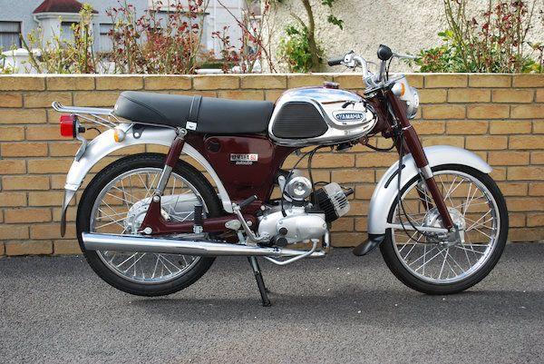 Yamaha 50 And 80 For Sale In Dublin On Vintage Bikes Yamaha