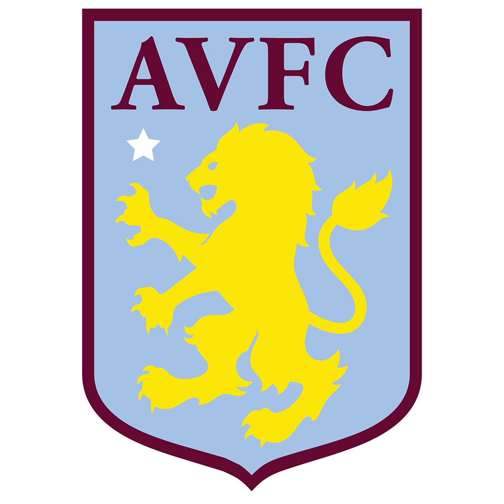 ASTON VILLA F.C. (Inglaterra). Inglaterra, Villas, Escudo