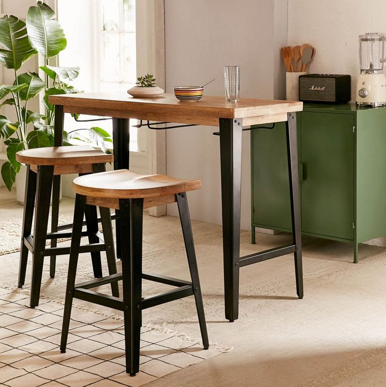 Even Your Tiny Studio Apartment Can Fit These Dining Table Sets Small Kitchen Table Sets Small Dining Table Small Kitchen Tables