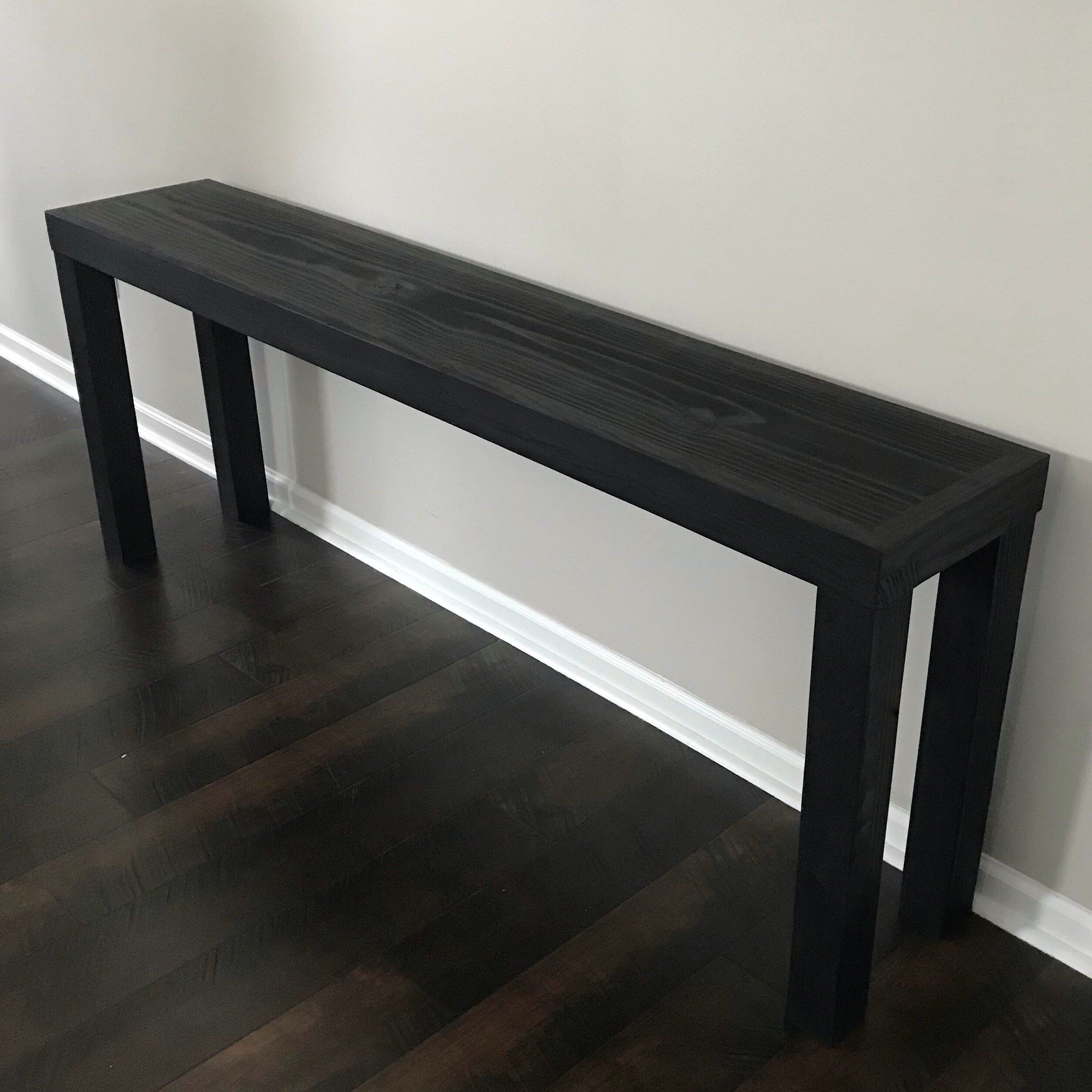 Excited To Share This Item From My Etsy 13 Deep Console Table