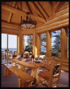 Cedar Siding Half Log Cedar Siding From Michigan Cedar Products