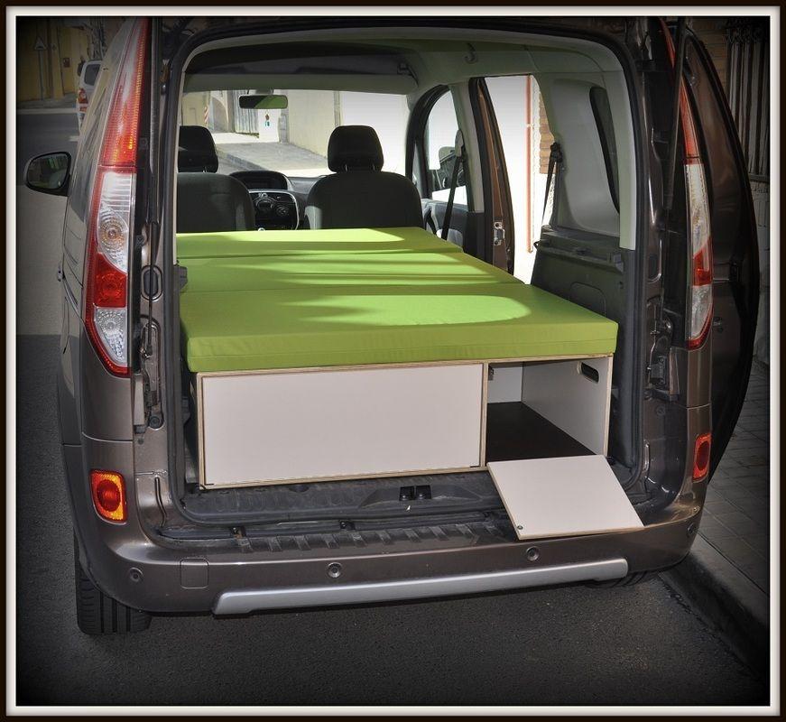 Fabricaci n de muebles camper para furgos y minifurgos for Software fabricacion de muebles
