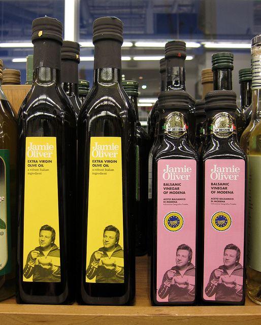 Jamie Oliver Balsamic Vinegar & Olive Oil Jamie oliver