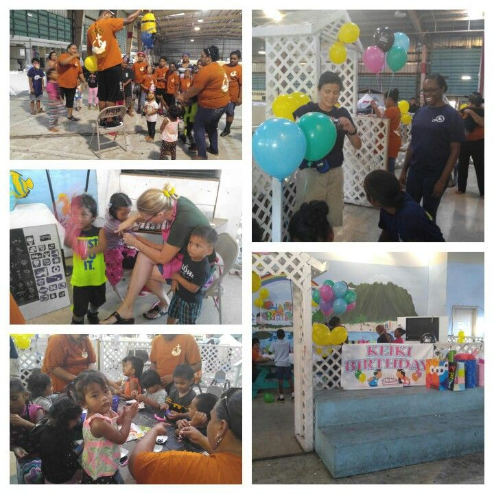 As A Member Of Ssla Hawaii I Helped Plan And Execute A Great Birthday Party For All Of The Homeless Childre A Moment To Remember Fun Activities Event Planning