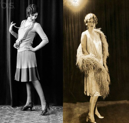"1920s Flapper Fashion | ""Inspired By Vintage"" 