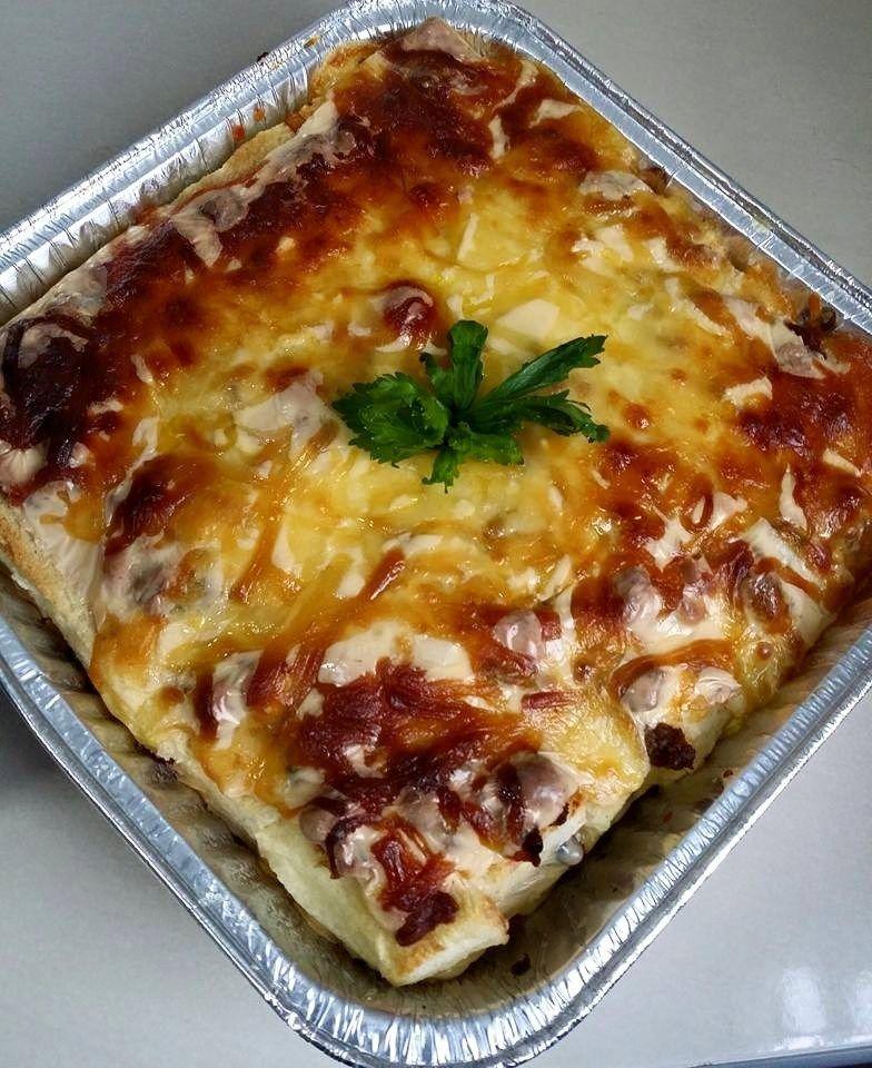 Lasagna Daging 3 Lasagna Resep Puding
