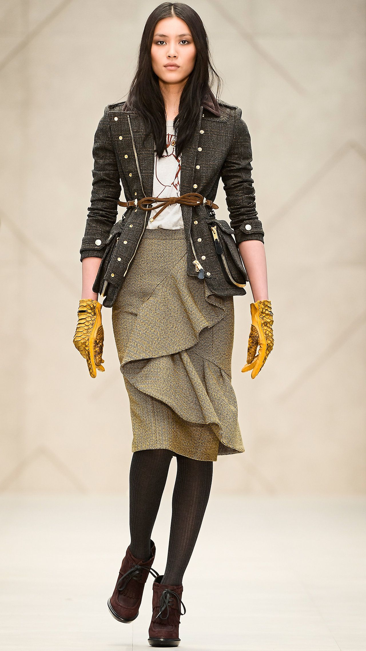 this is me.  ya'll just didn't know it.  SHOP BURBERRY PRORSUM