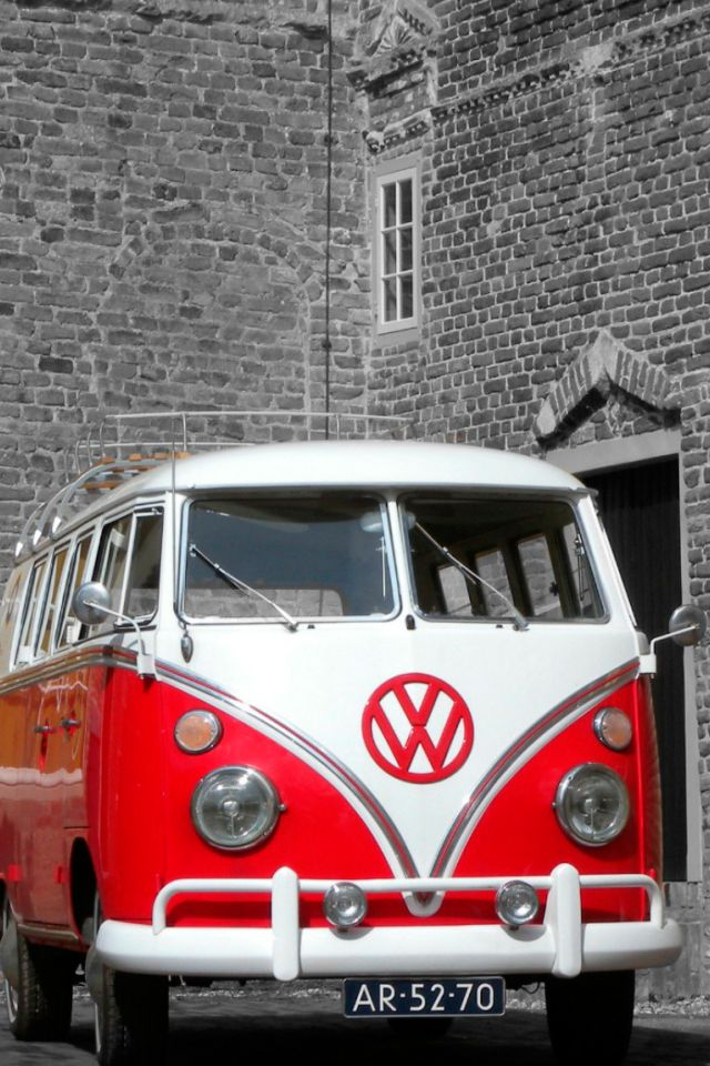 Funny Bus Art Iphone Wallpapers Ios 7 Wallpaper Iphone 6
