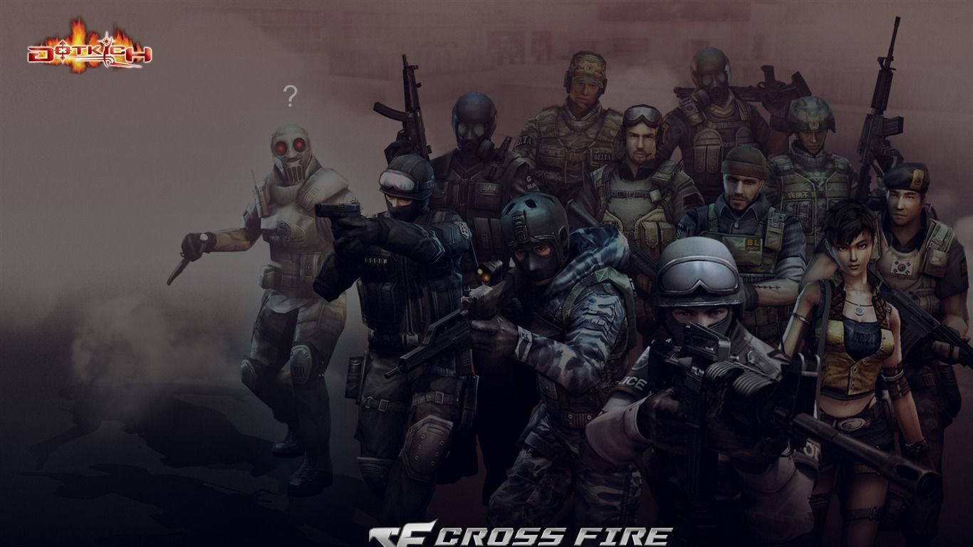 CROSSFIRE online fps shooter fighting action military