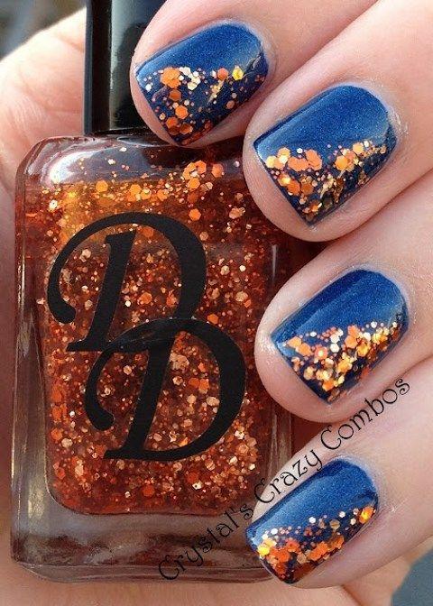 Pin by Erin Murphy on Nail Art | Pinterest | Nails, Autumn ...
