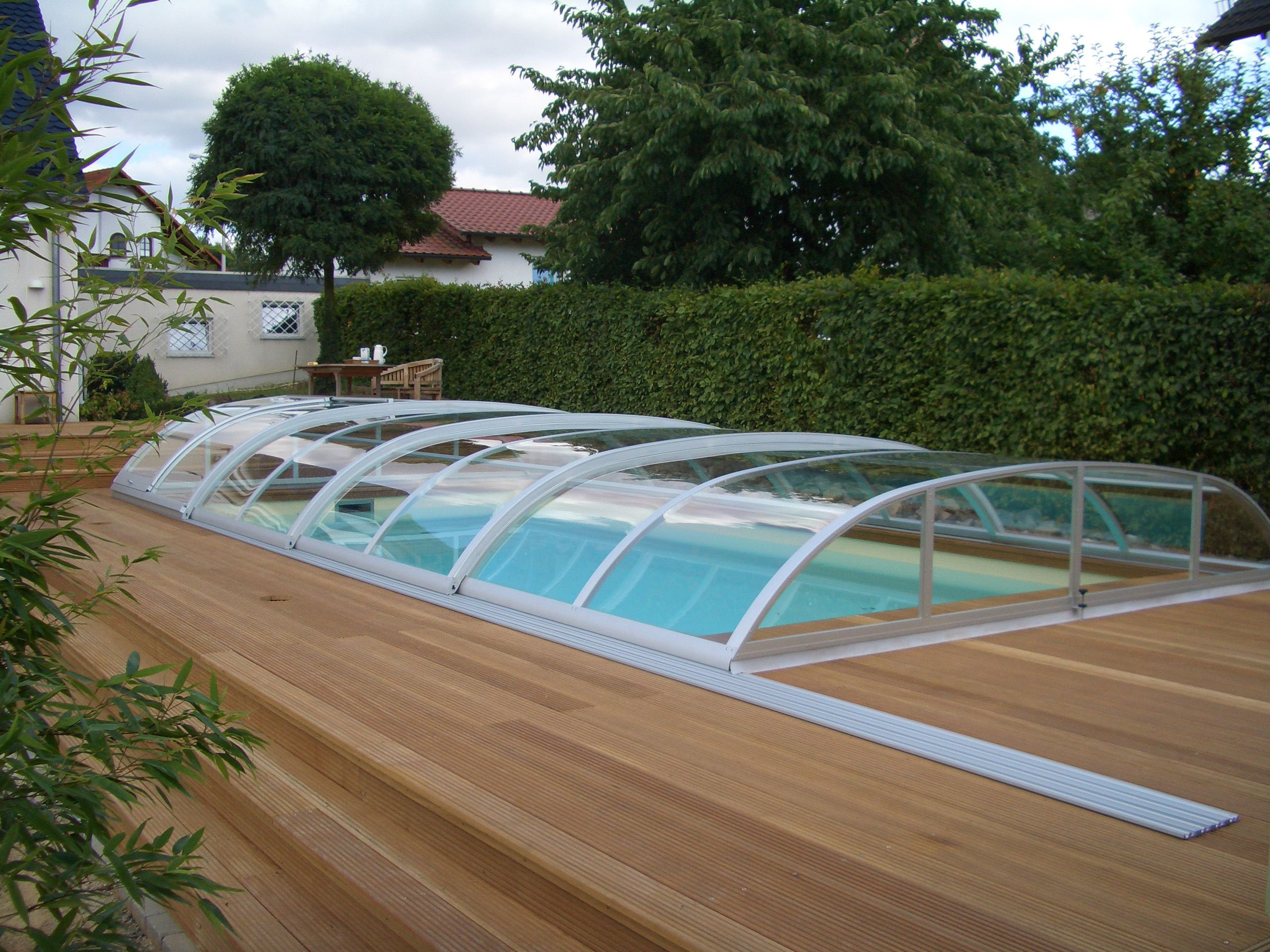 Schwimmbad Bau Deutschland