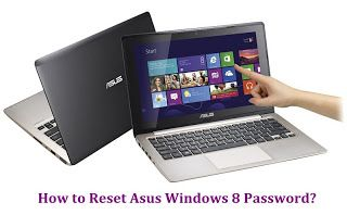 How to reboot asus laptop windows 8.1