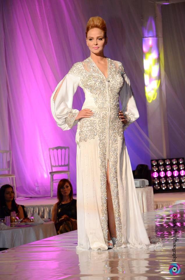 Zohra Gharsallah Caftan, Robe et Idées de mode