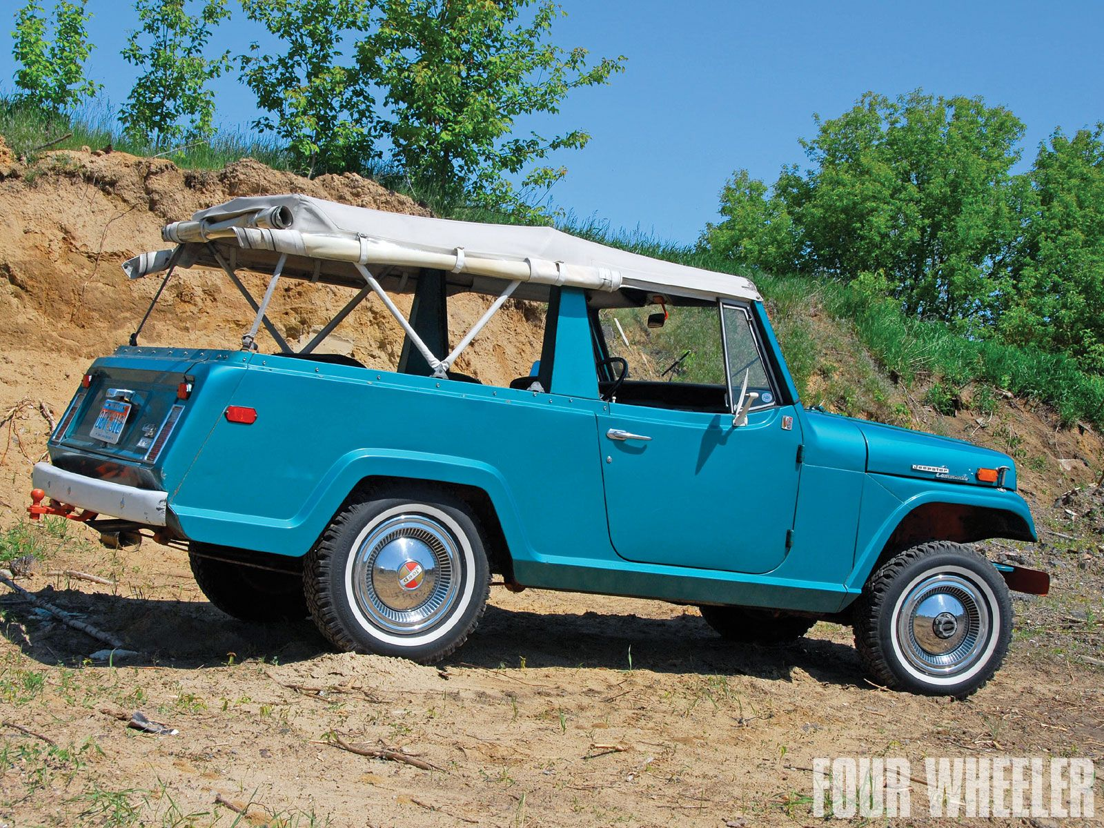 67 Jeepster Commando Convertible Jeepster Commando Jeepster Willys Jeep
