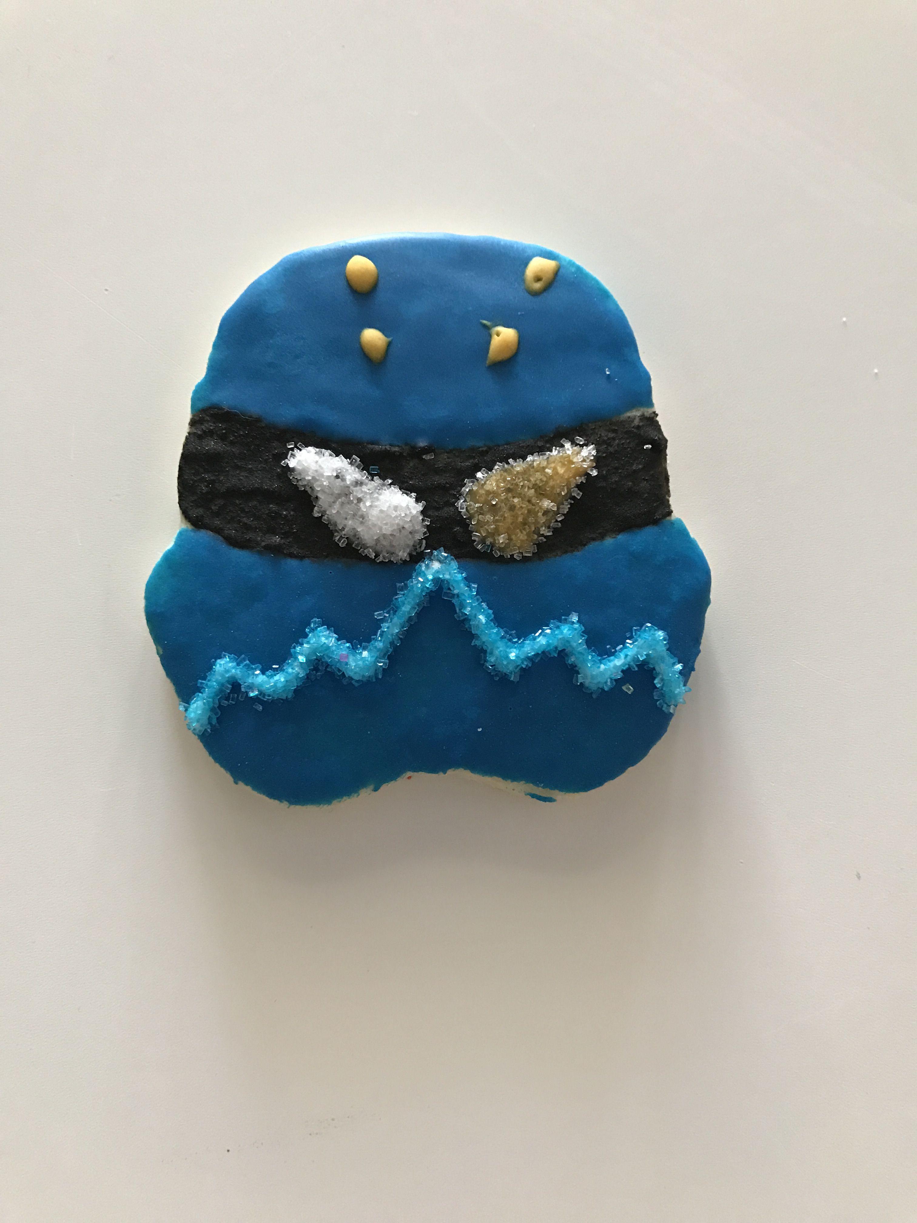 Slash Cookie - Teenage Mutant Ninja Turtles