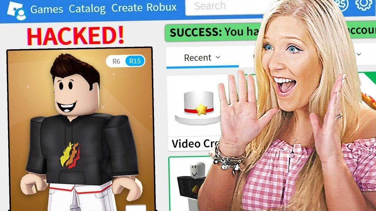 Roblox Wife Hacks My Account While I M Sick Wife Hacks Roblox