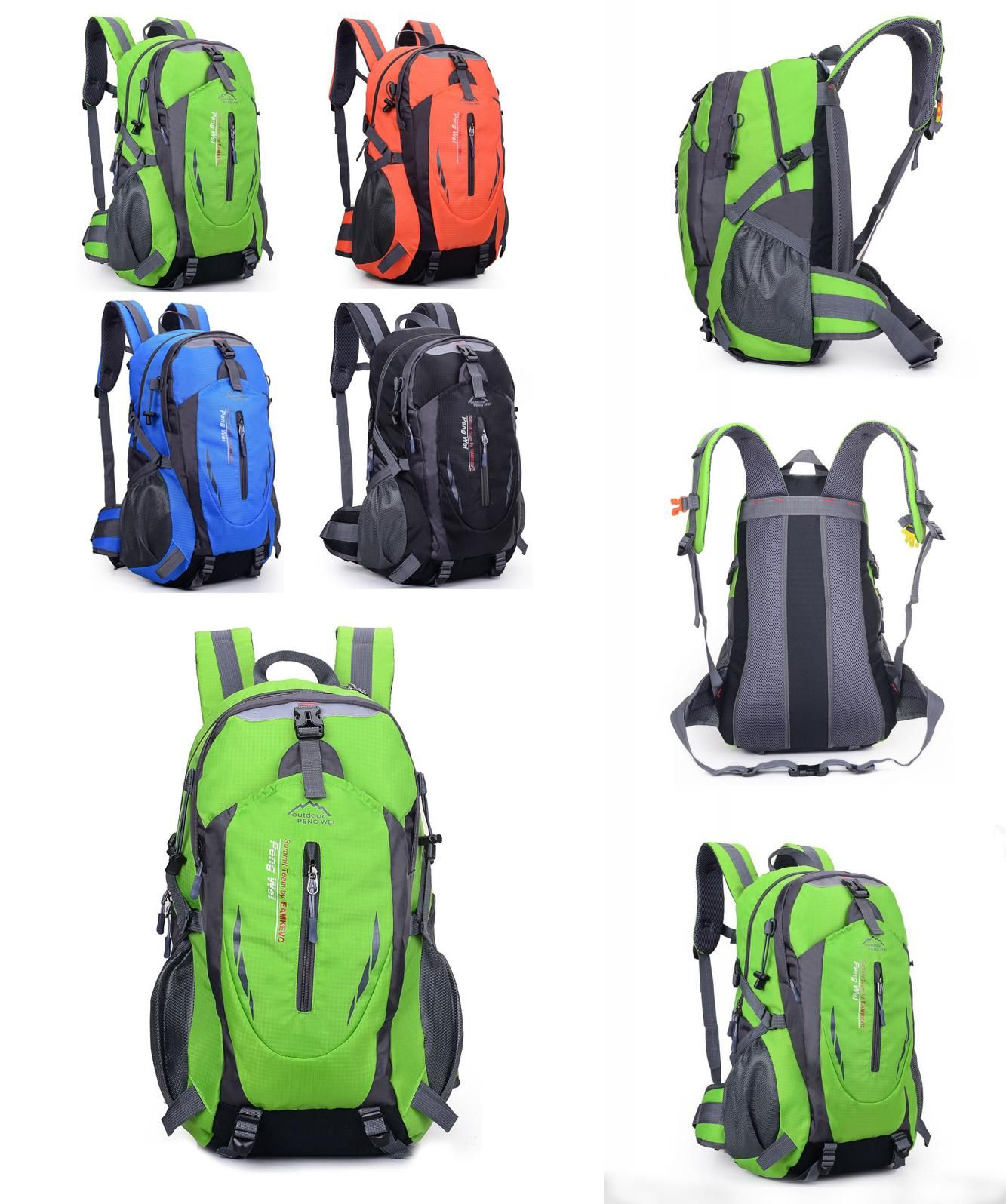 Visit to Buy] High Quality Outdoor Climbing Bag For Man Waterproof ...