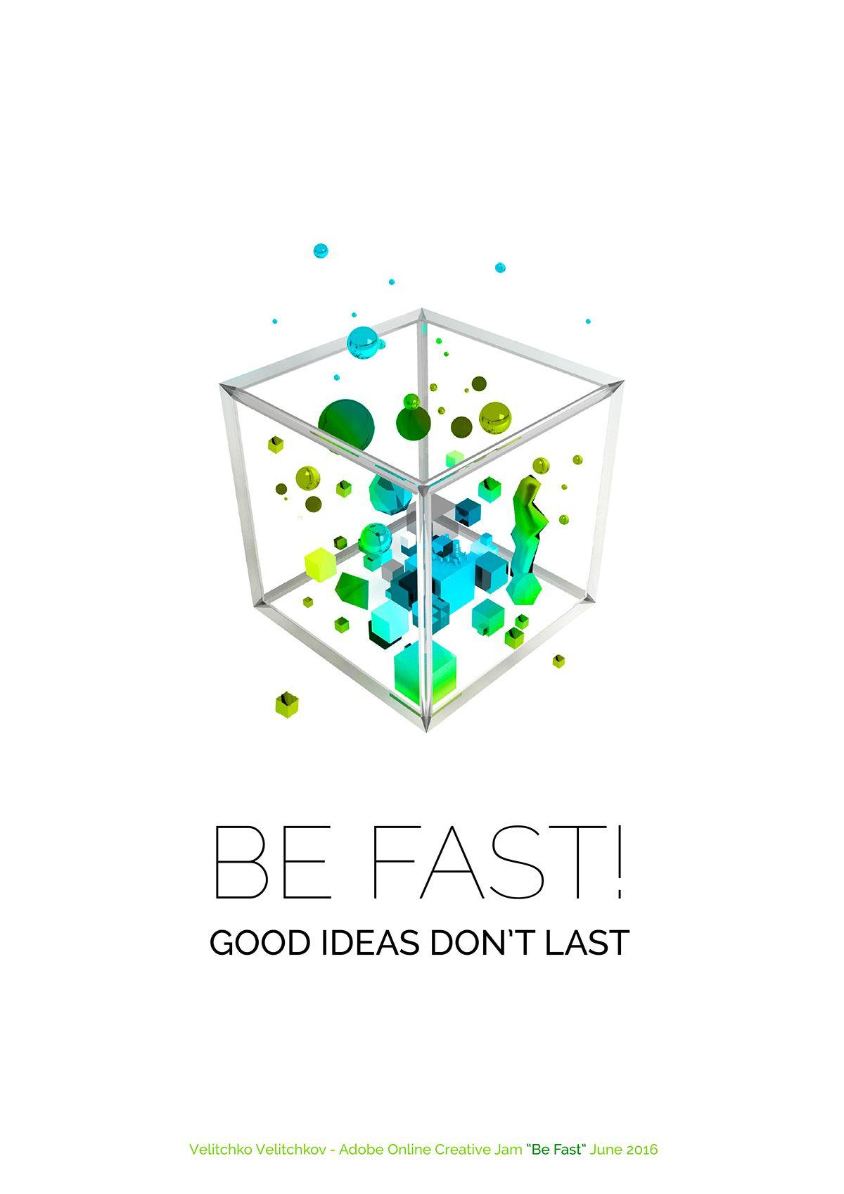 3d poster design online - 3d Poster