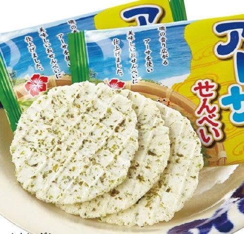 Okinawa Seaweed Senbei (36 pcs)