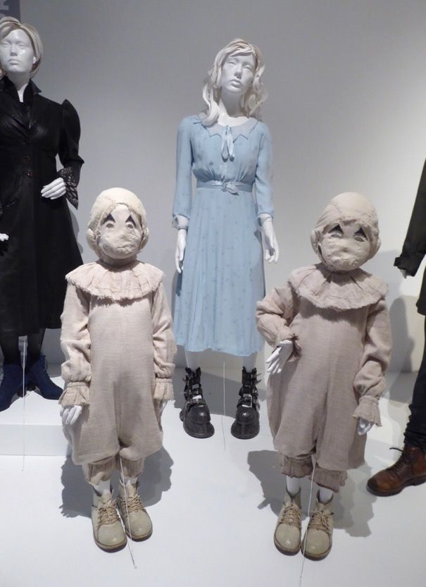 Miss Peregrine S Home For Peculiar Children Film Costumes On