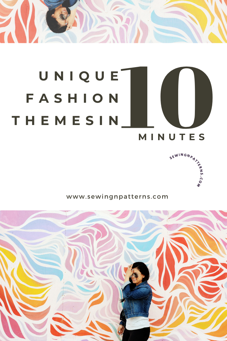 Fashion Collection Themes The 6 Step Process To Come Up With Unique Fashion Collection Names In 2020 Fashion Show Themes Fashion Design Collection Fashion Themes