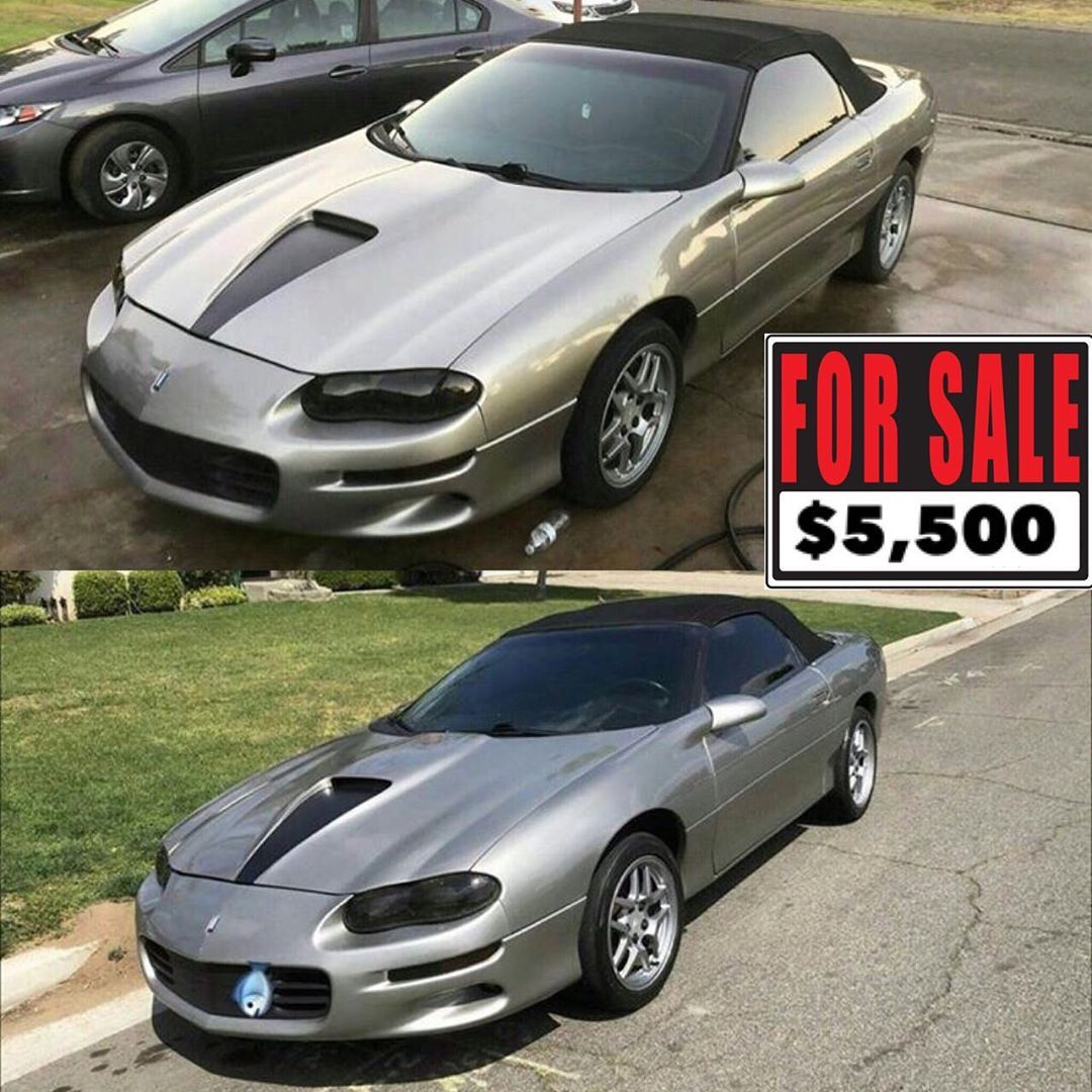 02 35th Z28 6speed Located In Fresno Dm For Info Contact Yeex3tv With Images Jeep Gladiator Jeep Pickup Chevy