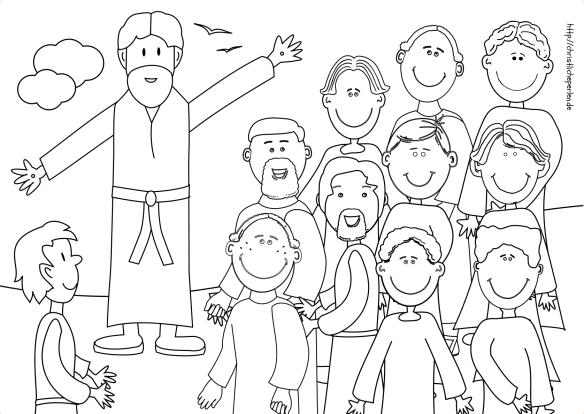 Bildersrien Zum Ausdrucken Zu Geschichten Aus Der Bibel Und