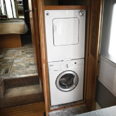 Whirlpool Stackable Rv 2 0 Cu Ft Compact Front Load