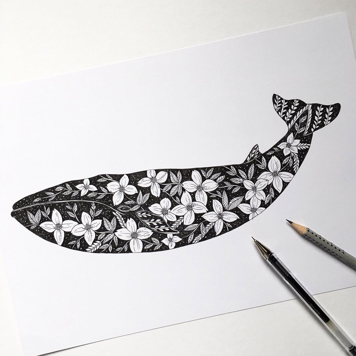Hand Drawn Animal Illustrations by Alfred Basha | Inspiration Grid | Design Inspiration