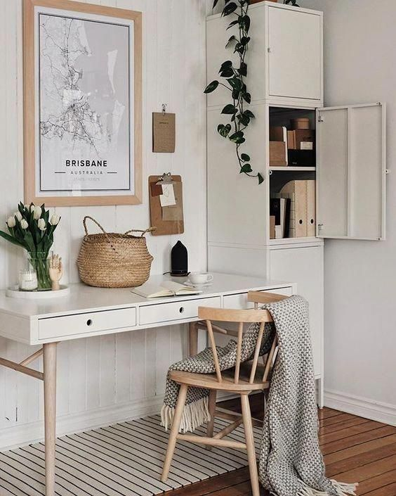 How to create a small home office? | SHnordic – lifestyle – beauty – interiors