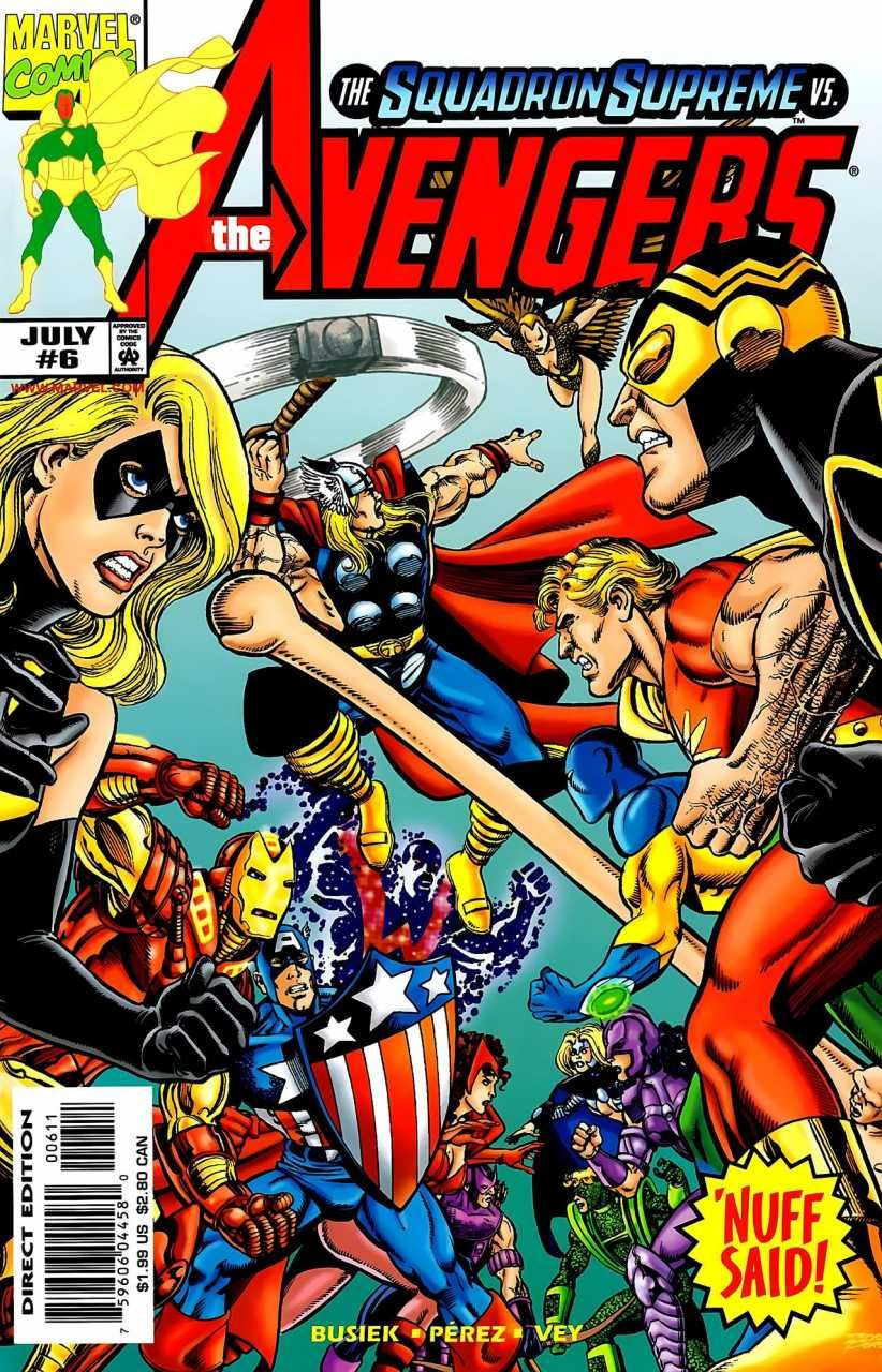 Avengers 6 Earth S Mightiest Frauds With Images Marvel