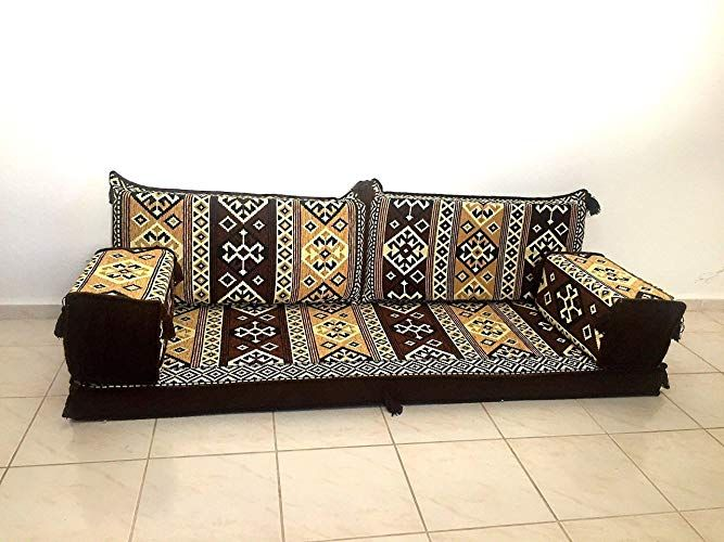 Best Amazon Com Furniture Oriental Seating Arabic Sofa Sofa Set Floor Couch Floor Cushions Arabic 640 x 480