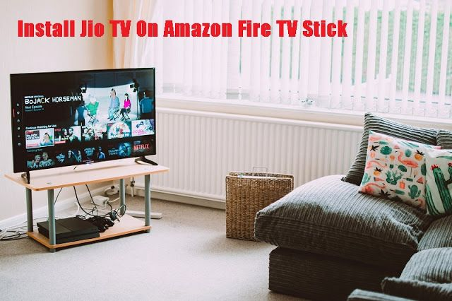 How To Play Jio TV On Amazon Fire TV Stick ? Install Jio TV On