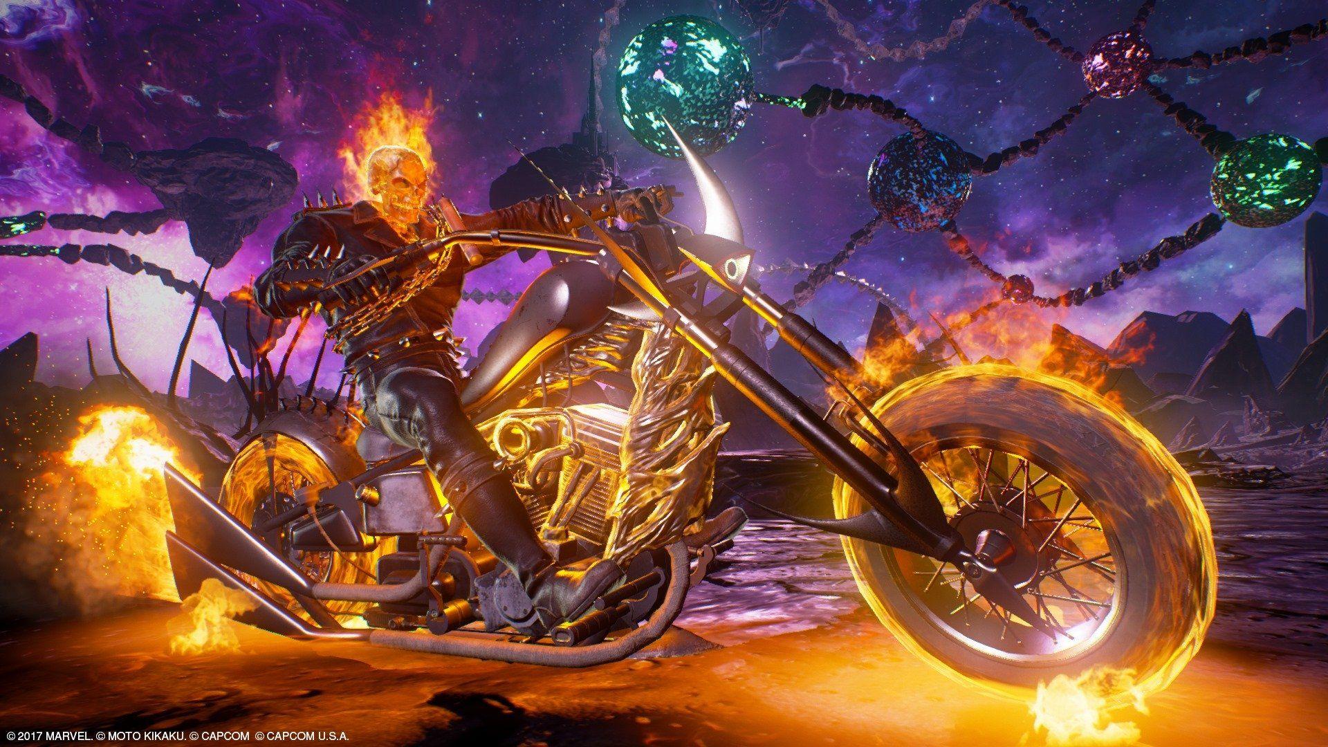 Video Marvel Vs Capcom Infinite S Gamescom Trailer Reveals
