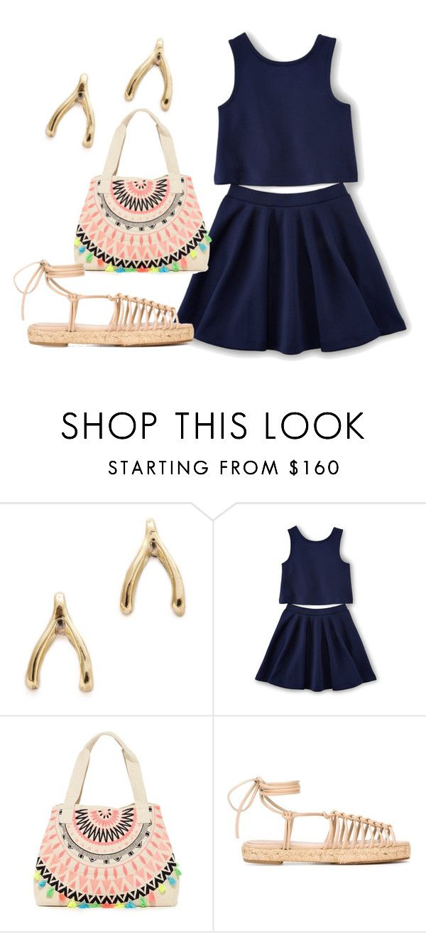 """One lucky gal"" by sassyladies ❤ liked on Polyvore featuring Jennifer Meyer Jewelry, RAJ and Chloé"
