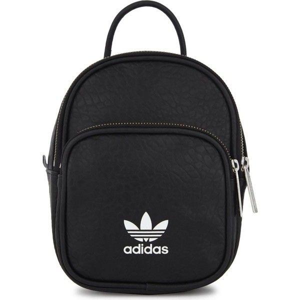 Adidas Originals Mini faux leather backpack (1040 NIO