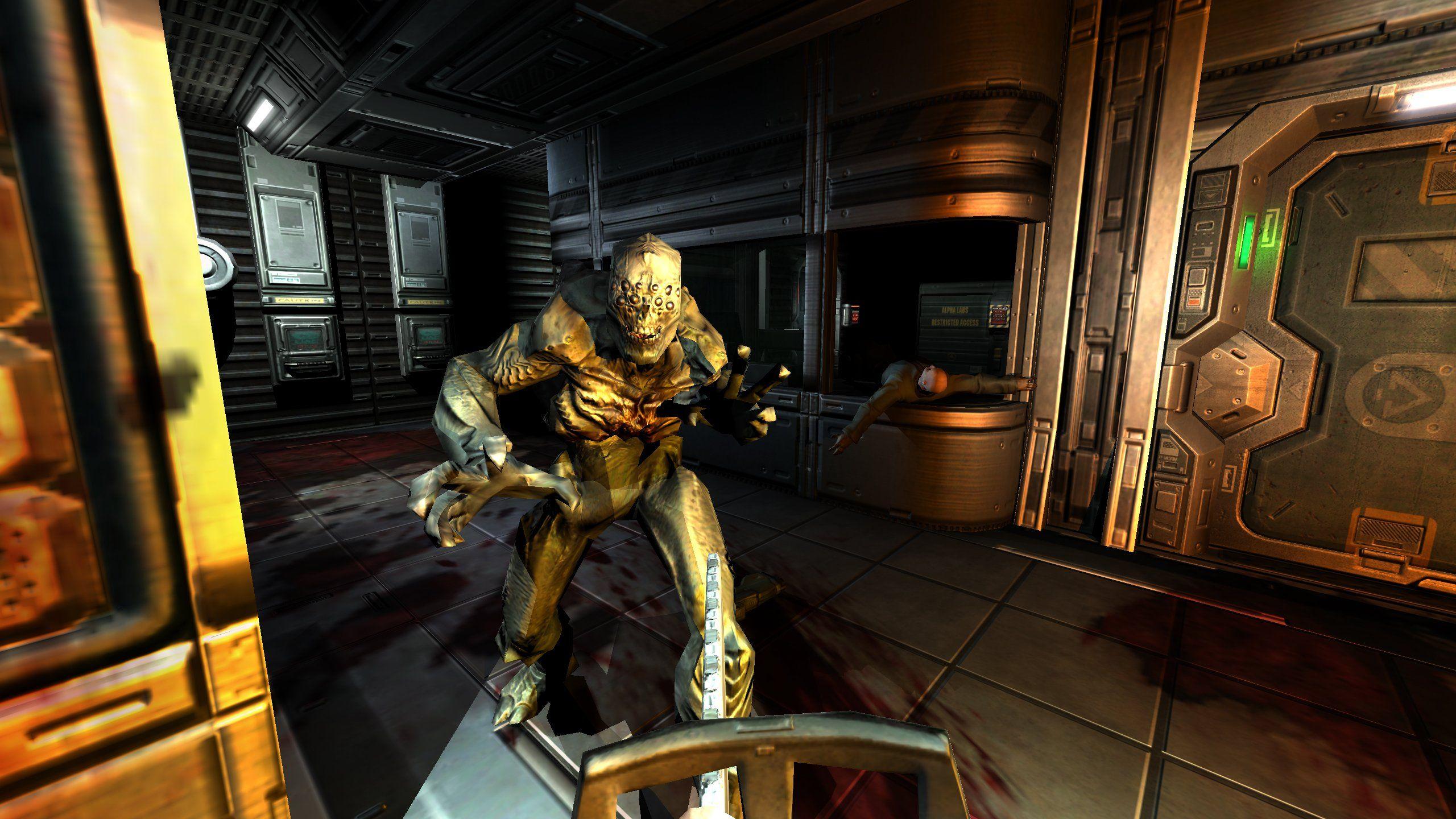 Doom 3 Bfg Edition Pc Video Games Doom 3 Doom 3 Bfg Video Games Playstation