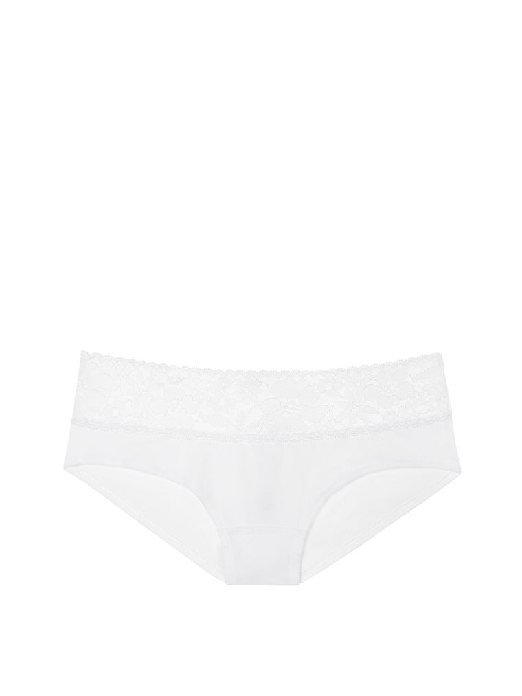 1e86251f05b39 Stretch Cotton Lace-waist Hiphugger Panty in 2019 | Products ...