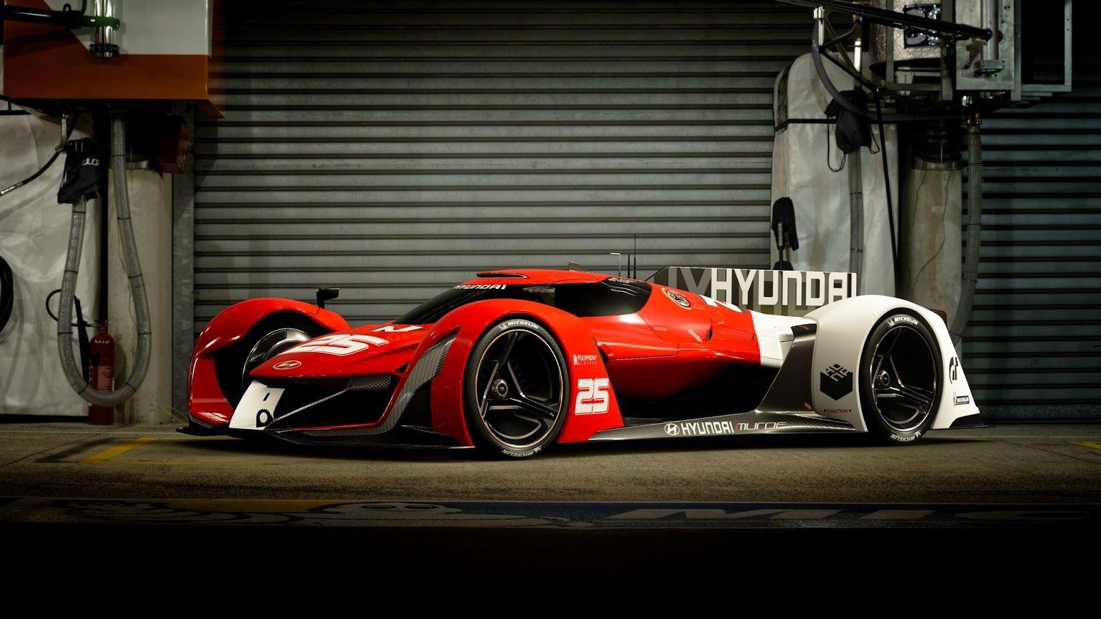 Hyundai S N 2025 Vision Gt Concept Stars In Gran Turismo Sport