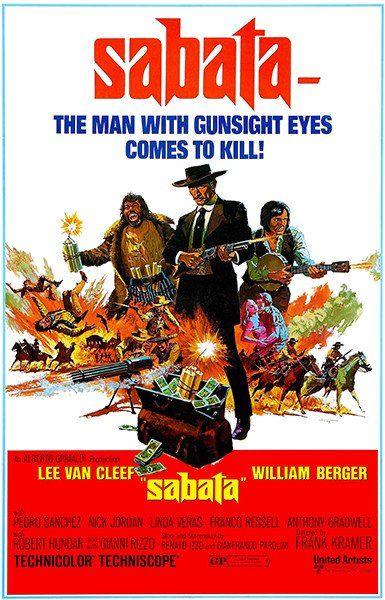 Sabata - 1969 - Movie Poster