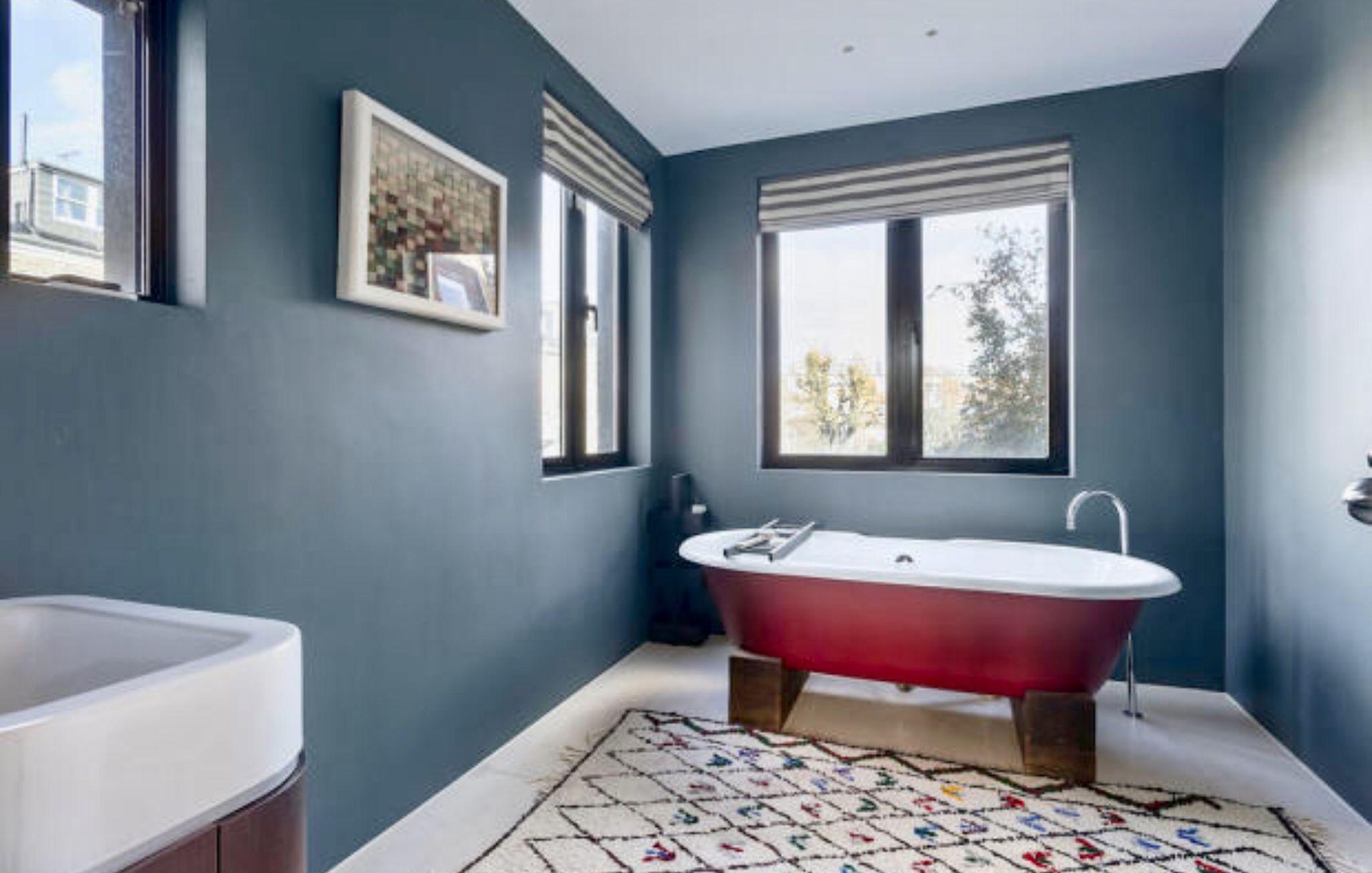 Austere Bathroom